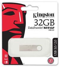 Pendrive blu Kingston da 32 GB