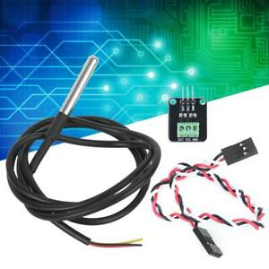 Digital Waterproof DS18B20 Temperature Sensor Module Board Kit Electronic Compon