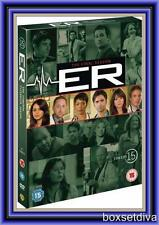 ER FINAL SEASON 15 - BRAND NEW & SEALED DVD