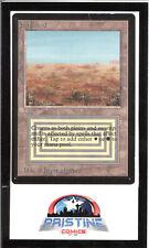 Scrubland - Collector's Edition - MTG Magic - Clipped Corners
