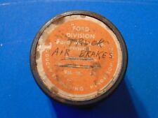 Original 1950's FORD TRUCK AIR BRAKES  FOCUS FRAME Service Training Film Strip