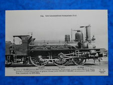 Machine n°120-060 pour Train de Grande Vitesse. Const.1879-1882 ( Etat )