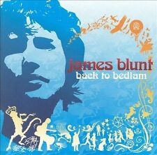 James Blunt / Back to Bedlam [Edited Clean] (LIKE NW CD) You're Beautiful, Billy
