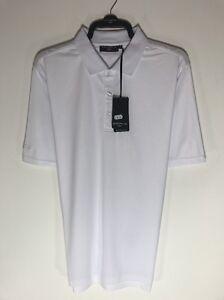 Glenmuir Deacon, Polo Shirt, White, Size Medium, BNWT