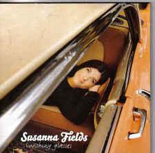Susanna Fields-sunshiny Glasses  cd single