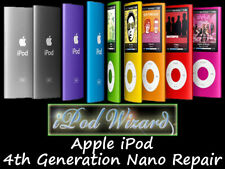 iPod Nano 4th Gen Battery & Display Replacement Service - Your iPod_Wizard