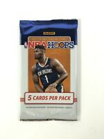 2019 2020 Panini NBA Hoops Pack DT Yellow Parallel