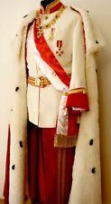 Custom Bespoke Royal Attila Tunic Hussar Officer Cavalry Court Uniform Jacket HM