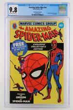 Amazing Spider-Man #nn - CGC 9.8 NM/MT - Marvel 1979 - All Detergent Variant!