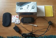 SONY PSP CONSOLE SLIGHTLY FAULTY