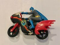 CORGI TOYS 268 BATMAN'S BATBIKE & BATMAN FIGURE