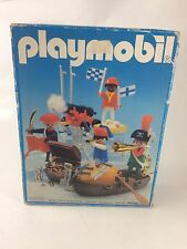 PLAYMOBIL 3480 klicky geobra pirates ritter vintage NEW in box MIB pirata pirat