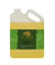 Gallon Liquid Gold Perilla Seed Oil 100% Pure & Organic for Skin Hair and Health
