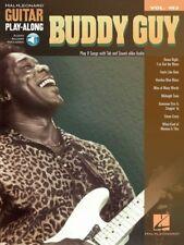 Guitar Play-Along Volume 183: Buddy Guy TAB Book & AAI *NEW* Songs