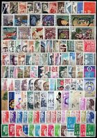 Francia - Lotto di 117 francobolli - Nuovi (** MNH)