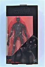 Hasbro Star Wars The Black Serie Rogue UNO k-2so6 pulgadas figura