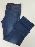 Old Navy Womens Jeans Diva Boot Cut Distressed Stretch Denim Size 10 Short