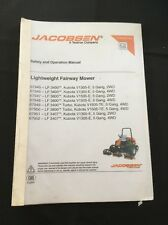 Jacobsen Manual Lawnmower Accessories & Parts for sale | eBay on