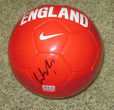 Wayne Rooney Signed Nike England National Team Soccer Ball Size 5 with proof