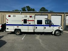 2013 International Terrastar Crew Cab Ambulance Fleet Serviced Truck