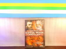 3 of The Greatest Civil War Battles on DVD New Sealed