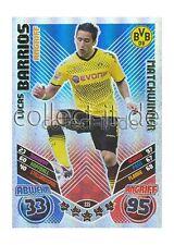 Match Attax 11/12 - 335 - LUCAS BARRIOS - Matchwinner