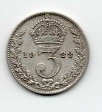 Great Britain - Engeland - 3 Pence 1922