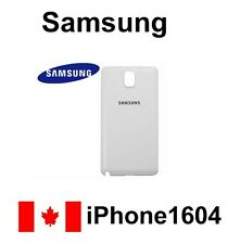Samsung Galaxy Note3 N9000 White Back Cover Battery Door Housing Fast Shipping