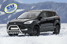 BULL BAR PUSH BAR GRILL GUARD WITH AXLE GRILL for Ford Kuga 2012-16 EC APPROVED