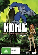 King Kong - Animated Series : Vol 1