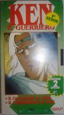 VHS - HOBBY & WORK/ KEN IL GUERRIERO - VOLUME 37 - EPISODI 2