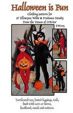 EW015 Halloween is Fun pattern 4 Ellowyne Wilde