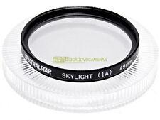 49mm. Filtro Skylight 1A Spectralstar