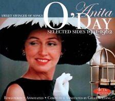Anita Oday - Selected Sides 19411962 [CD]