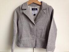Veste molleton grise tendance  fille 4 ans NEUVE