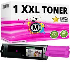 XXL Toner Patrone Magenta kompatibel Epson Aculaser C1100 N CX11N CX11NF CX11NFC