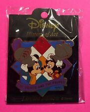 """The Prince and The Pauper 1990"" Japan History of Art (HOA) Disney Pin LE2000"