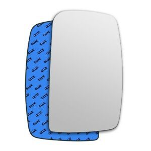 Right wing adhesive mirror glass for LDV Maxus 2004-2019 853RS