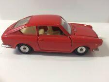 Politoys-M - Fiat 850 Coupé (weisses Intérieur) Modell 517, 1:43
