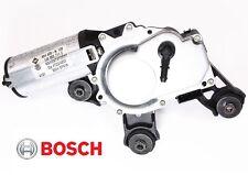 BOSCH Motor Heck Scheiben Wischermotor Scheibenwischermotor VW GOLF IV 97-06 NEU