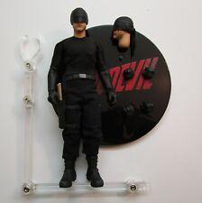 Mezco One 12 Collective Marvel Black Suit Daredevil - Netflix
