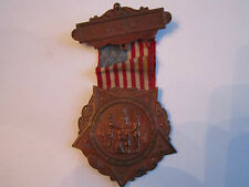 """1886 LADIES OF THE GRAND ARMY OF THE REPUBLIC MEDAL - F.C.L. - 3"""" X 1 1/2"""""""