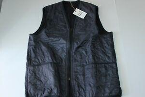 Barbour Polarquilt Waist Coat Vest Navy Blue MLI0002NY91 New Extra Large XL