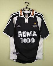 Rosenborg jersey shirt 2001/2002 Away official adidas soccer football size S