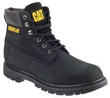Caterpillar Colorado Unisex BOOTS Black Shoes 8 UK