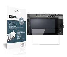 2x Fujifilm X-A7 Schutzfolie - Anti-Shock 9H Folie dipos Glass Kunststoffglas