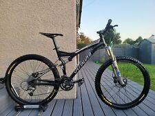 "Specialized Stumpjumper Comp M4 FSR full suspension mountain bike 18"" Med size"