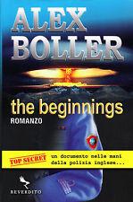 The beginners - Alex Boller - Libro nuovo RARO!