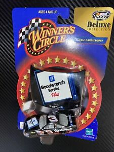 2000 Dale Earnhardt GMGW Square Logo Winners Circle 1/64 Diecast