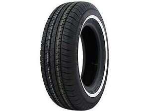 1 New P175/80R13 Milestar MS775 Tire 175 80 13 1758013
